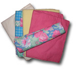 Cotton Flannel Receiving Blankets