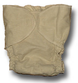 fitted hemp diaper