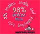 2% snakes, snails, and puppydog tails 98% Breast Milk