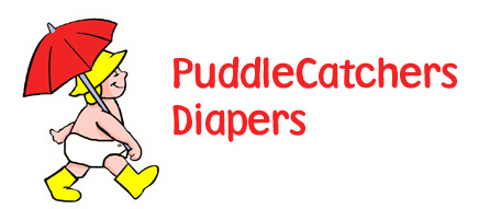 puddlecatchers fitted cloth diapers